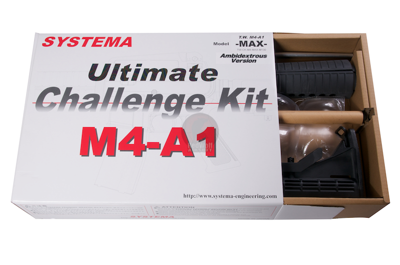 Systema Ultimate Challenge Kit M4-A1-MAX3 (M130) 2013 Ambidextrous Model
