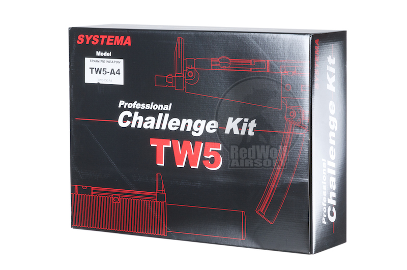 Systema PTW Professional Training Weapon Challenge Kit TW5-A4 (M90 Cylinder)<font color=red>Free Shipping</font>