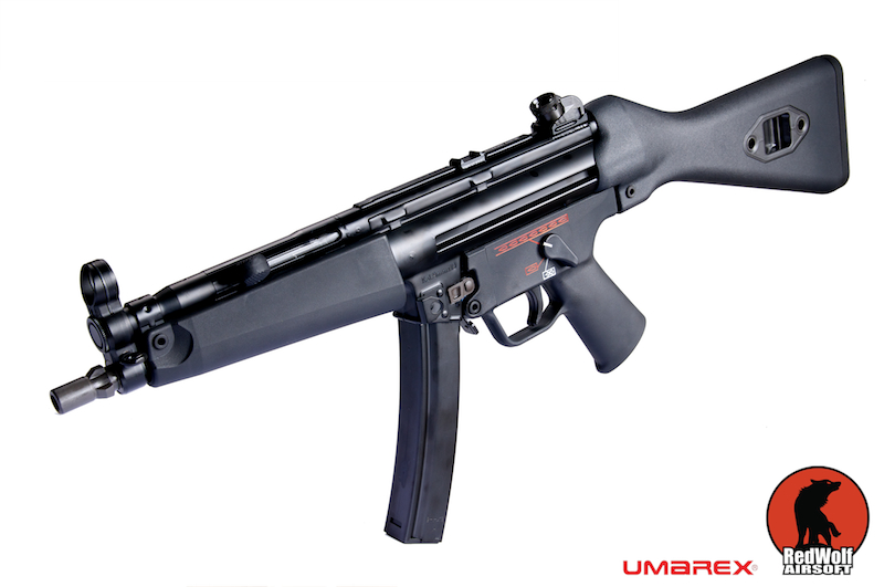 Umarex (VFC) MP5A2 6mm (GBB)