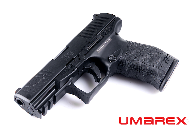 Umarex Walther PPQ M2 6mm (Europe Version)
