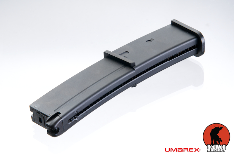 Umarex Magazines for Umarex KWA Version MP7 GBB