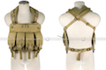 PANTAC Commander V3 Chest Harness (Khaki / Cordura)
