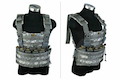 PANTAC WASATCH Chest Rig (Medium / ACU / Cordura) <font color=red> (Holiday Blowout Sale)</font>