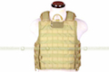 PANTAC Force Recon Vest Mar(Khaki / Small / CORDURA)