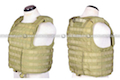 PANTAC Force Recon Vest Land (Khaki / Large / CORDURA)