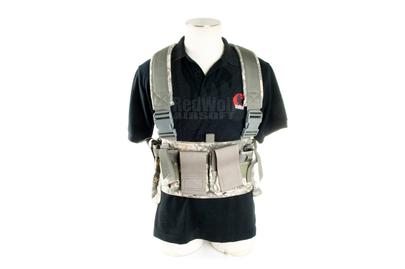 PANTAC M4 Tactical Chest Vest (ACU / Cordura) <font color=red> (Clearance)</font>