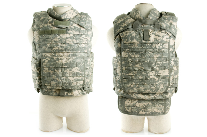 PANTAC (IOTV) Improved Outer Tactical Vest (Large / ACU) <font color=red> (Holiday Blowout Sale)</font>
