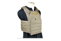 PANTAC Molle Tactical Plate Carrier Full Set (RG / Medium / Cordura)