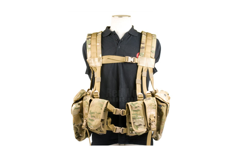PANTAC SEALs Floating Harness (Crye Precision Multicam / Cordura)