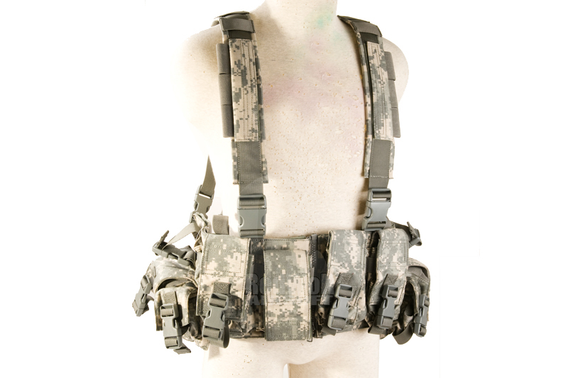 PANTAC MCR Tactical Chest Vest (Cordura / ACU) <font color=red> (Holiday Blowout Sale)</font>