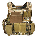 PANTAC Molle Style PC Plate Carrier (MC*, M)