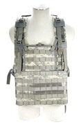 PANTAC Molle RRV Vest (ACU) <font color=red> (Holiday Blowout Sale)</font>