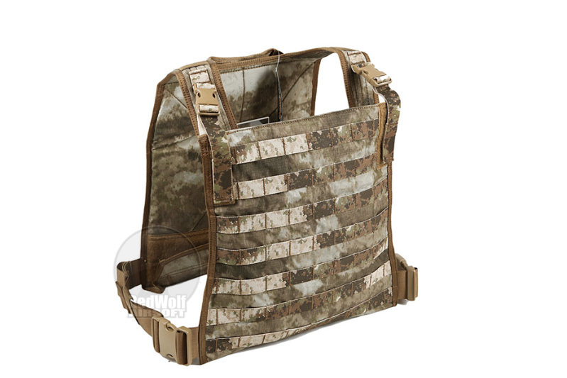PANTAC MBSS Plate Carrier (Medium / A-TACS / Cordura)