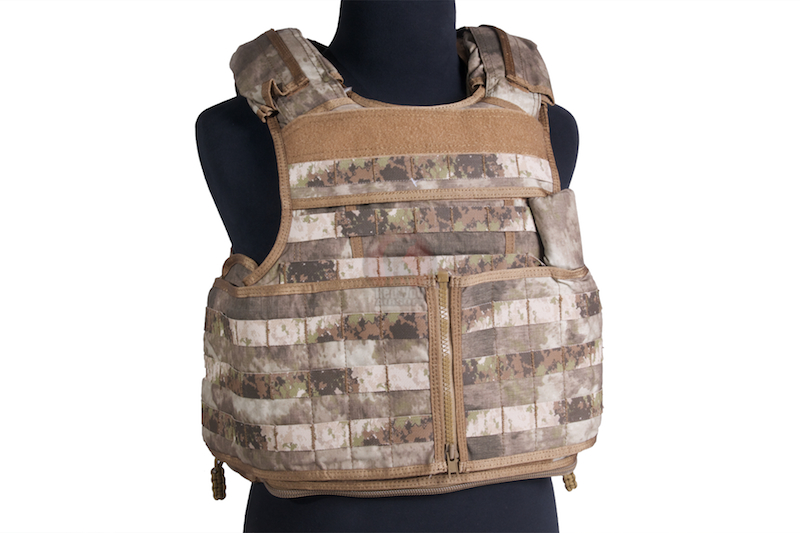 PANTAC RAV Armor With Pouches (Medium / A-TACS / Cordura)