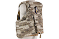 PANTAC Releaseable Molle Armor Land Version (Medium / A-TACS / Cordura) - Deluxe Version