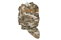 PANTAC Molle MTV Body Armor (Medium / A-TACS / Cordura)
