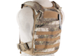 PANTAC Molle Tactical Plate Carrier (XL / Cordura / A-TACS)