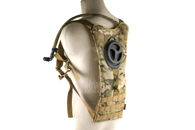 PANTAC Molle FLC Hydration Backpack (Cordura / Crye Precision Multicam)