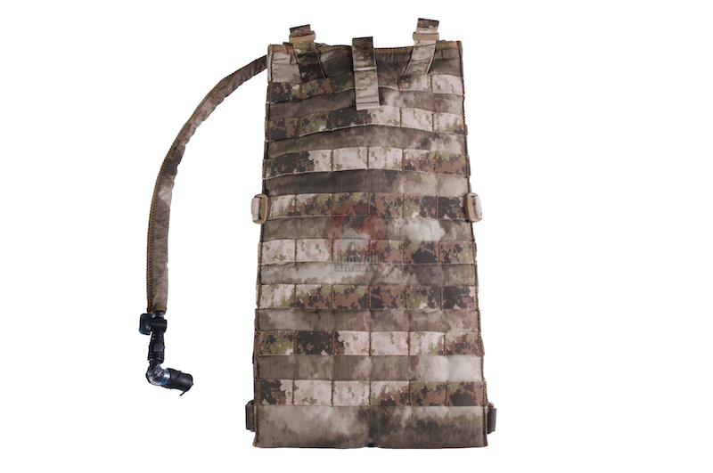 PANTAC Molle Hydration Pack For Molle Vests (A-TACS / Cordura) - Deluxe Version
