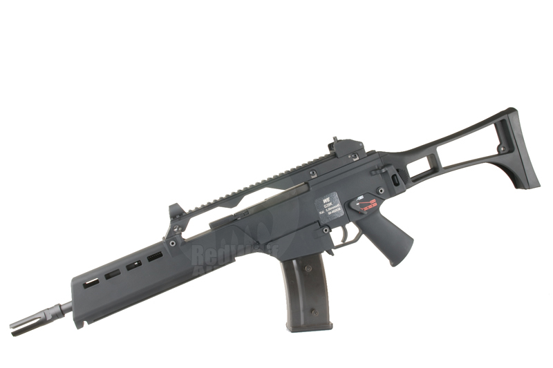 WE G39K Gas Blowback Rifle<font color=red> (Holiday Blowout Sale)</font>