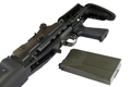 WE M14 EBR Gas Blowback Rifle (Black)