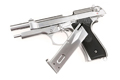 WE M92 (Stainless Silver Finished Slide and Frame)