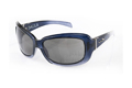 Wiley X Dalila with Grey Lens / Crystal Blue Fade Frame