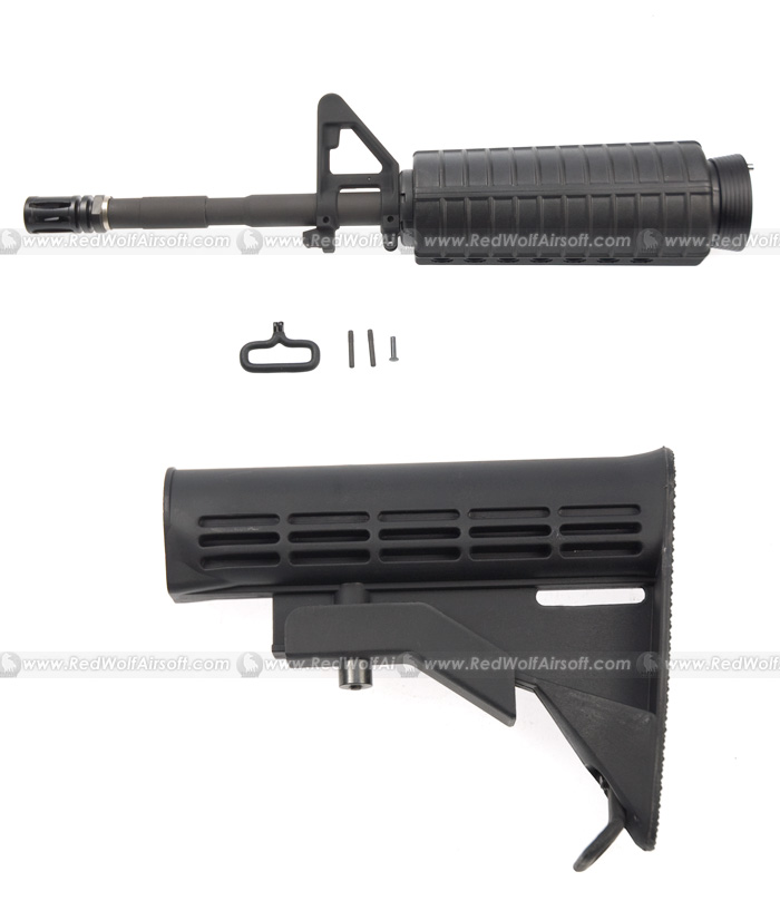 G&P Handguard Kit (Long) for Western Arms (WA) M4A1 CQB-R