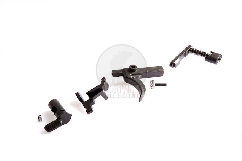 G&P WA Assemble Steel Parts Set (A)