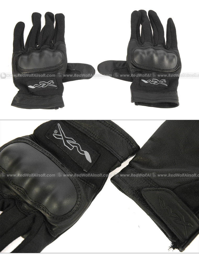 Wiley X CAG-1 Gloves (Small / Black)