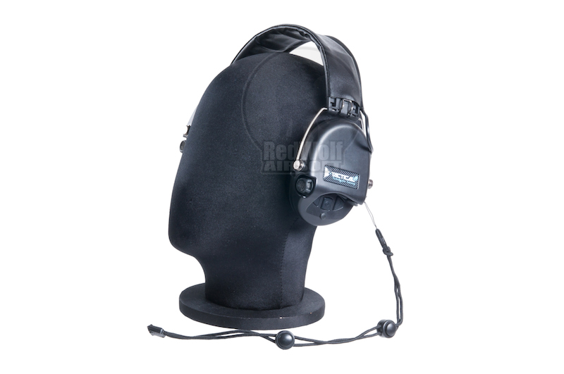 Z Tactical sordin headset IPSC version