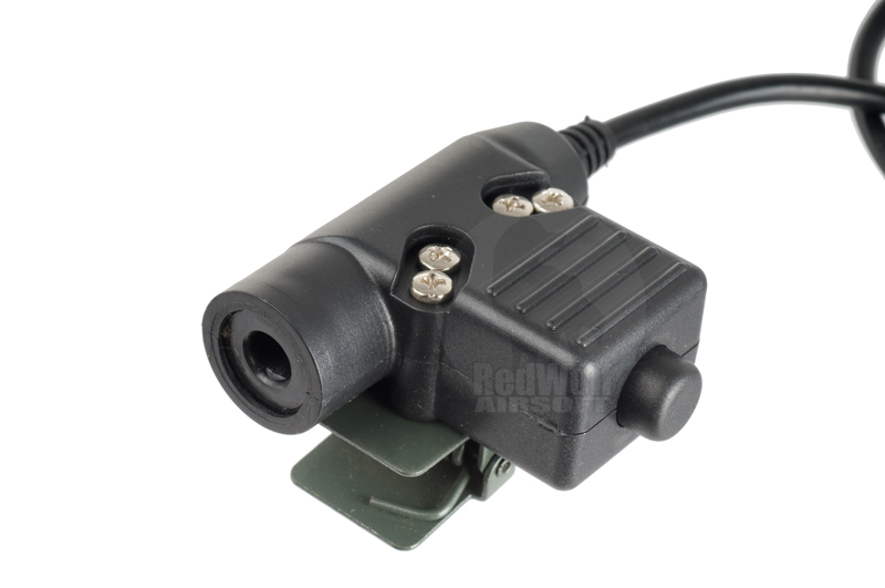 Z Tactical U94 PTT for Motorola Double Pin Version