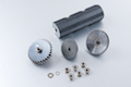 Systema Helical Gear Set Super Torque Up Ratio