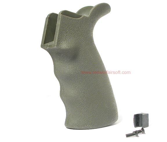 Ergo Grip with Gapper (OD) for M16 Series