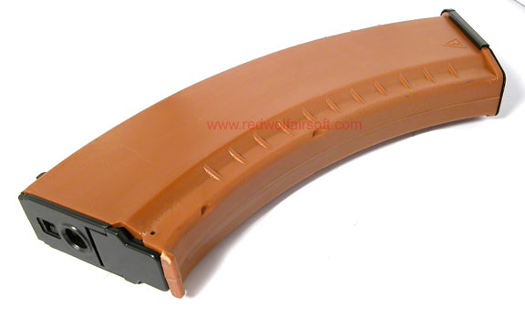 G&G 600rd 74 Type magazine for AK Series (Brick)