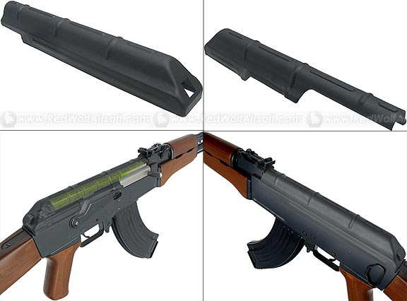 King Arms AK74 Type Steel Cover