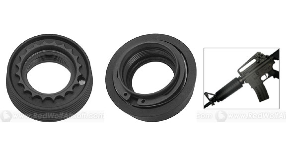 King Arms Delta Ring Set for M4 series