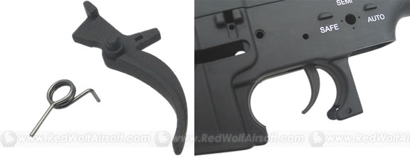 King Arms Trigger for M4 Series