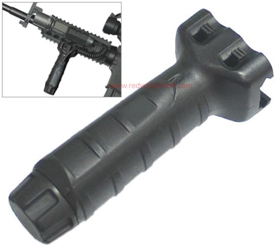 King Arms Vertical Fore Grip - Black