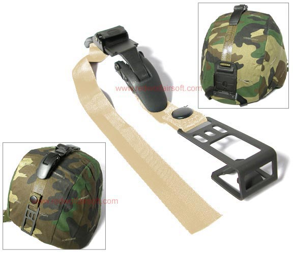 G&G Retention Srap for NVG Mount (Tan)