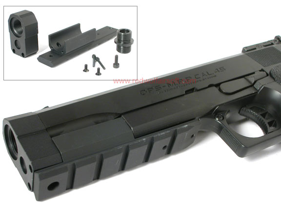 Nine Ball SAS Front Kit for Marui Hi-Capa 5.1