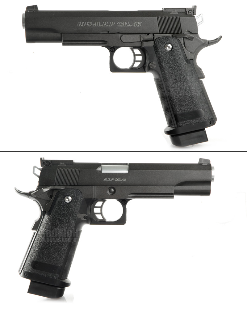 WE Hi Capa 5.1 Full Metal (Type 1)