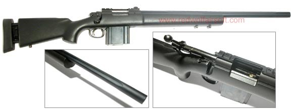 Tanaka M24 SWS Fluted Barrel Version